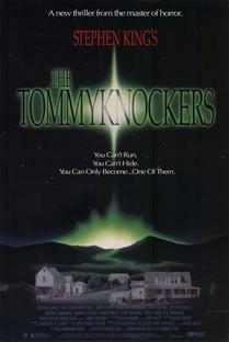 Tommyknockers - Tranquem Suas Portas - Poster / Capa / Cartaz - Oficial 3