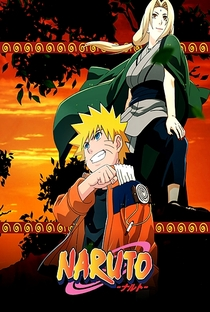 Naruto (4ª Temporada) - Poster / Capa / Cartaz - Oficial 3