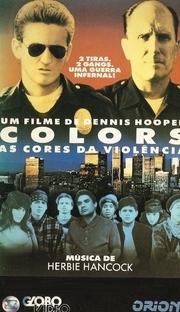 As Cores da Violência - Poster / Capa / Cartaz - Oficial 4