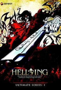 Hellsing Ultimate - Poster / Capa / Cartaz - Oficial 24