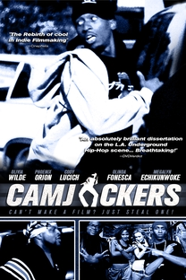 Camjackers - Poster / Capa / Cartaz - Oficial 1