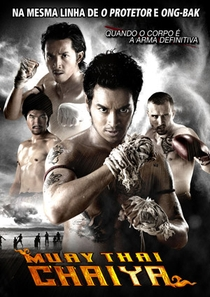Muay Thai Chaiya - Poster / Capa / Cartaz - Oficial 1