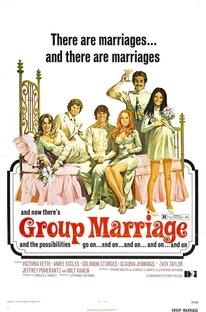 Group Marriage - Poster / Capa / Cartaz - Oficial 1