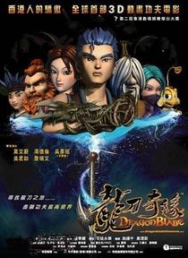 Dragon Blade - Poster / Capa / Cartaz - Oficial 1