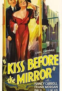 O Beijo Diante do Espelho - Poster / Capa / Cartaz - Oficial 1