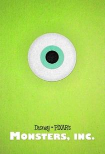 Monstros S.A. - Poster / Capa / Cartaz - Oficial 9