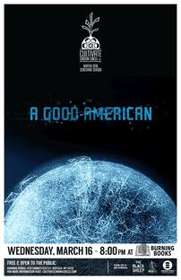 A Good American - Poster / Capa / Cartaz - Oficial 1