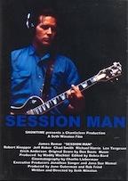 Session Man - Poster / Capa / Cartaz - Oficial 1