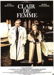 Um Homem, Uma Mulher, Uma Noite - Poster / Capa / Cartaz - Oficial 2