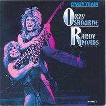 "Ozzy Osbourne - ""Crazy Train"" - Poster / Capa / Cartaz - Oficial 1"