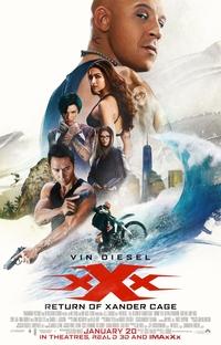 xXx: Reativado - Poster / Capa / Cartaz - Oficial 1