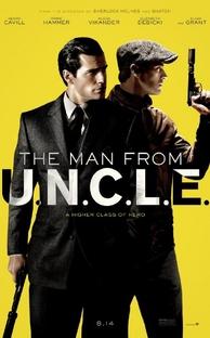 O Agente da U.N.C.L.E. - Poster / Capa / Cartaz - Oficial 3