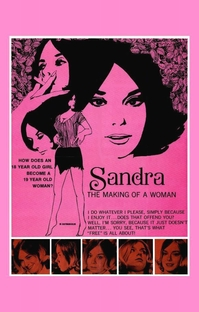 Sandra, the Making of a Woman - Poster / Capa / Cartaz - Oficial 1
