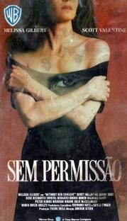 Sem Permissão - Poster / Capa / Cartaz - Oficial 1