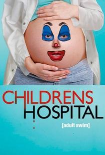 Childrens Hospital (7ª Temporada) - Poster / Capa / Cartaz - Oficial 3