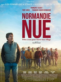 Normandia Nua - Poster / Capa / Cartaz - Oficial 1
