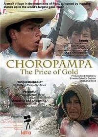 Choropampa: O Preço do Ouro - Poster / Capa / Cartaz - Oficial 1