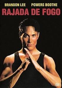 Rajada de Fogo - Poster / Capa / Cartaz - Oficial 1