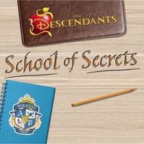 Descendentes - Escola de Segredos - Poster / Capa / Cartaz - Oficial 1