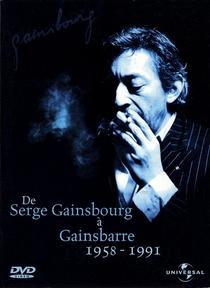 De Serge Gainsbourg à Gainsbarre - Poster / Capa / Cartaz - Oficial 1