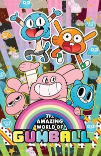 O Incrível Mundo de Gumball (2ª temporada) - Poster / Capa / Cartaz - Oficial 1