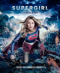 Supergirl (2ª Temporada) - Poster / Capa / Cartaz - Oficial 4