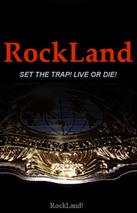 RockLand - Poster / Capa / Cartaz - Oficial 1