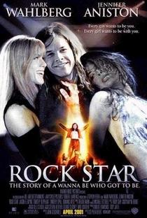 Rock Star - Poster / Capa / Cartaz - Oficial 5