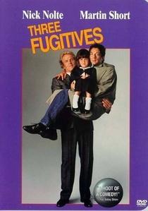 Os Três Fugitivos - Poster / Capa / Cartaz - Oficial 1