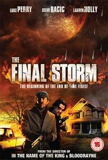 A Última Tempestade - Poster / Capa / Cartaz - Oficial 2