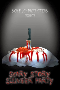 Scary Story Slumber Party - Poster / Capa / Cartaz - Oficial 1