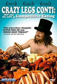 Crazy Legs Conti - Zen and the Art of Competitive Eating - Poster / Capa / Cartaz - Oficial 1