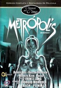 Metrópolis - Poster / Capa / Cartaz - Oficial 18