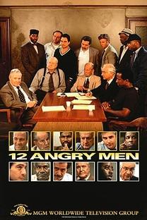 12 Homens e Uma Sentença - Poster / Capa / Cartaz - Oficial 3