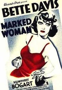 Mulher Marcada  - Poster / Capa / Cartaz - Oficial 1