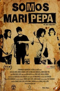Somos Mari Pepa - Poster / Capa / Cartaz - Oficial 1