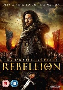 Ricardo Coração de Leão - A Rebelião - Poster / Capa / Cartaz - Oficial 2
