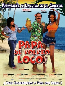 Papá se volvió loco - Poster / Capa / Cartaz - Oficial 1