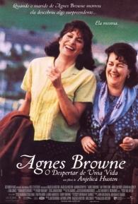 Agnes Browne - O Despertar de uma Vida - Poster / Capa / Cartaz - Oficial 1