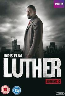 Luther (3ª Temporada) - Poster / Capa / Cartaz - Oficial 1