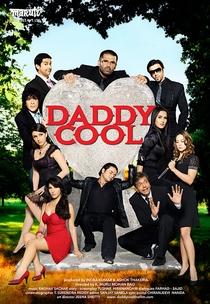 Daddy Cool: Vem Se Divertir - Poster / Capa / Cartaz - Oficial 2