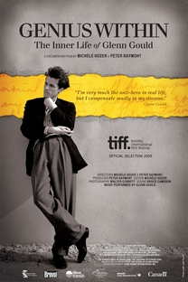 Genius Within: The Inner Life of Glenn Gould - Poster / Capa / Cartaz - Oficial 1