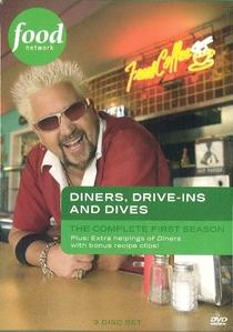 Diners, Drive-Ins and Dives (1ª Temporada) - Poster / Capa / Cartaz - Oficial 1