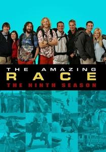 The Amazing Race (9ª Temporada) - Poster / Capa / Cartaz - Oficial 1