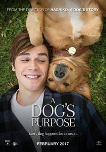 Quatro Vidas de Um Cachorro - Poster / Capa / Cartaz - Oficial 2