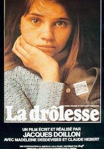 La drôlesse - Poster / Capa / Cartaz - Oficial 1