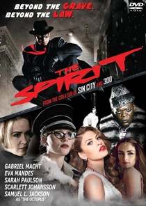 The Spirit: O Filme - Poster / Capa / Cartaz - Oficial 12
