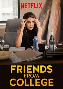 Amigos da Faculdade (1ª Temporada) - Poster / Capa / Cartaz - Oficial 2