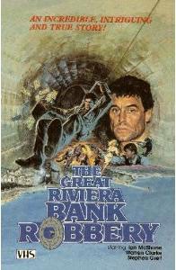 O Grande Roubo Do Banco Riviera - Poster / Capa / Cartaz - Oficial 1