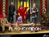 Flash Gordon - Poster / Capa / Cartaz - Oficial 2